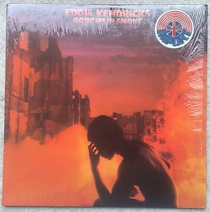 EDDIE KENDRICKS - Goin' up in smoke - LP