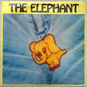 THE ELEPHANT - Same - LP