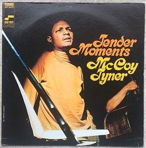 MCCOY TYNER - Tender moments - LP