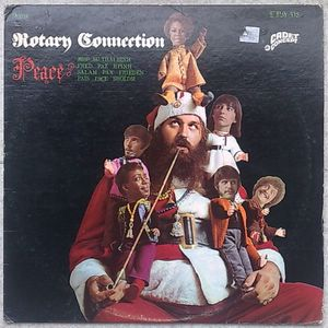 ROTARY CONNECTION - Peace - LP