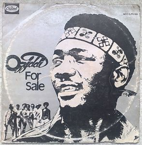 SONNY OKOSUN - For sale - LP