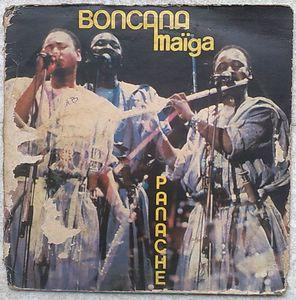 BONCANA MAIGA - Panache - LP