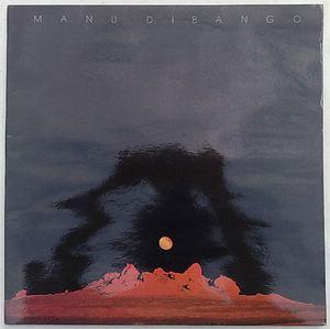 MANU DIBANGO - Same - LP