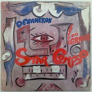 STAR COMBO - Same - LP