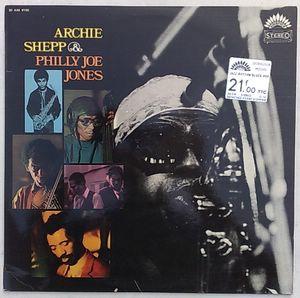 Archie Shepp & Philly Joe Jones Same