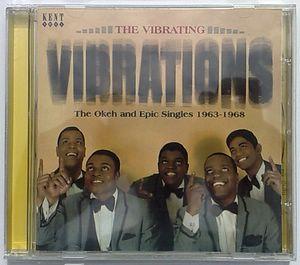 THE VIBRATIONS - The vibrating - CD