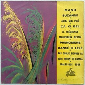ZENON ABEL - Aux ondes - LP