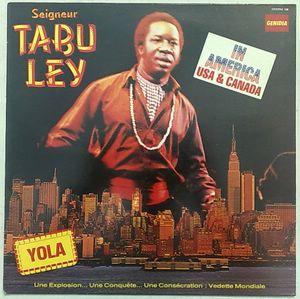 SEIGNEUR TABU LEY - Yola - LP
