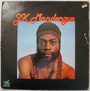 JEAN MANDENGUE - Same - LP