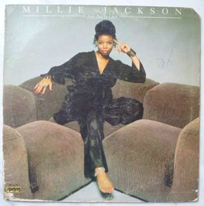 MILLIE JACKSON - Free and in love - LP