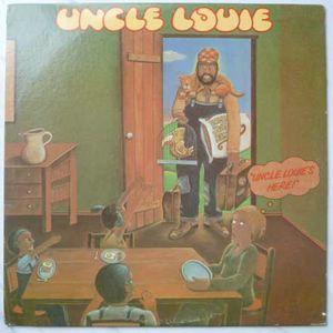 UNCLE LOUIE - Same - LP