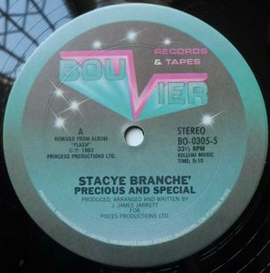 STACYE BRANCHE - Precious and special - 12 inch 33 rpm