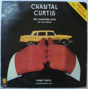 CHANTAL CURTIS - Get another love - 12 inch 33 rpm