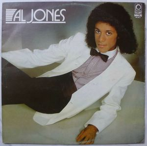 AL JONES - Your booty makes me moody / Low down - LP