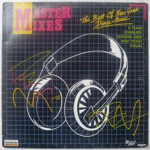 VA D Train, Conquest, Sharon Redd,… Master Mixes