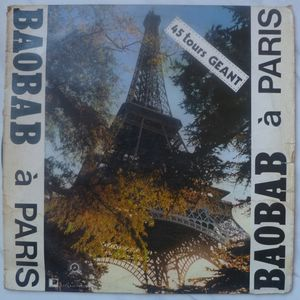 BAOBAB - A Paris - 12 inch 33 rpm