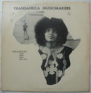 TRANSAFRICA MUSICMAKERS - Music from Africa - LP