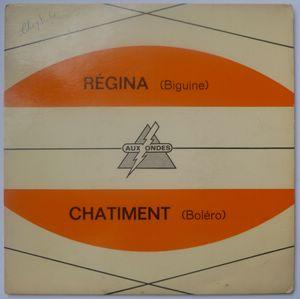 J. COMPERE / E. VALIER - Regina / Chatiment - 7inch (SP)