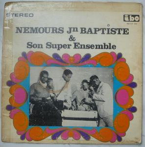 NEMOURS JN BAPTISTE & SON SUPER ENSEMBLE - Same - LP
