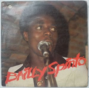 BAILLY SPINTO - Same - LP