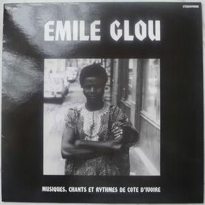 EMILE GLOU - Musique, chants et rythmes de Cote d'Ivoire - LP