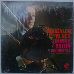 JOHNNY COLON Y SU ORCHESTRA - Boogaloo Blues - LP