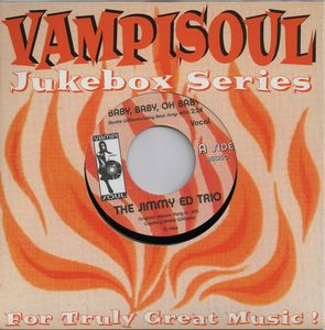 THE JIMMY ED TRIO - Baby baby oh baby / Lips - 7inch (SP)