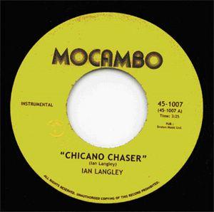 IAN LANGLEY / GIANFRANCO & GIANPIERO REVERBERI - Chicano chaser / Last men standing - 7inch (SP)