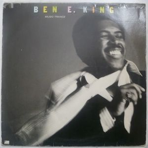 BEN E. KING - Music trance - LP