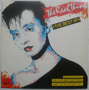 THE REAL THING - Best of - LP