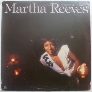 MARTHA REEVES - The rest of my life - LP