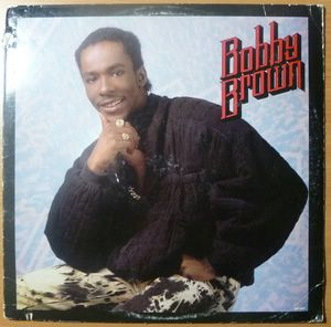 BOBBY BROWN - Same - LP