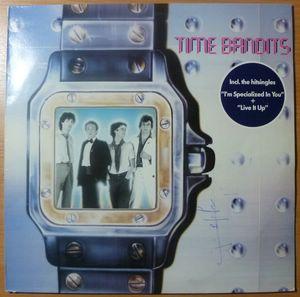 TIME BANDITS - Same - LP