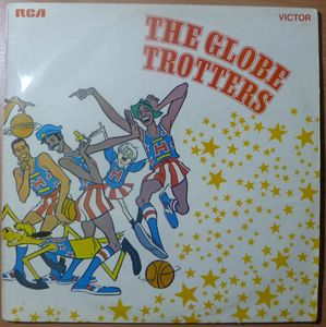 THE GLOBE TROTTERS - Same - LP