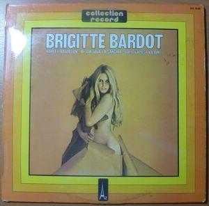 BRIGITTE BARDOT - Same - LP