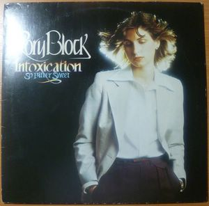 RORY BLOCK - Intoxication - LP