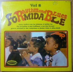 VA - Formidable rhythm & blues vol 8 - LP