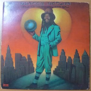 DENROY MORGAN - I'll do anything for you - LP