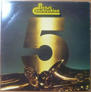 BRASS CONSTRUCTION - 5 - LP