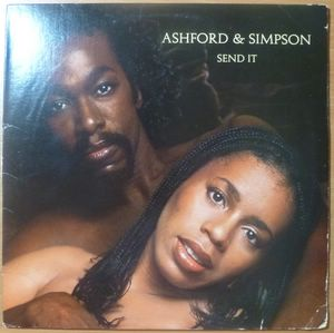 ASHFORD & SIMPSON - Send it - LP