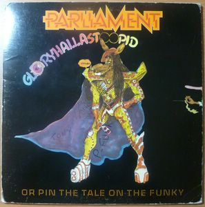 PARLIAMENT - Glory Hallastoopid - LP Gatefold