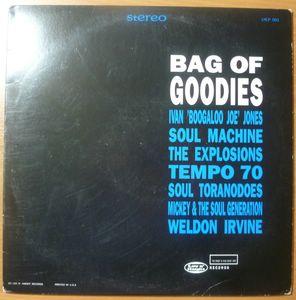 VA (TEMPO 70, WELDON IRVIEN, IVAN BOOGALOO JOE JON - Bag of goodies - LP