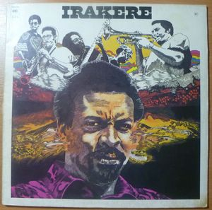 IRAKERE - Same - LP Gatefold