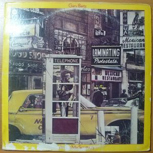 GARY BARTZ - Music is my sanctuary - LP