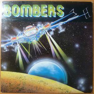 BOMBERS - Same - LP