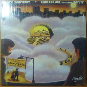 CAMOUFLAGE FEATURING MYSTI - A disco Symphony - LP