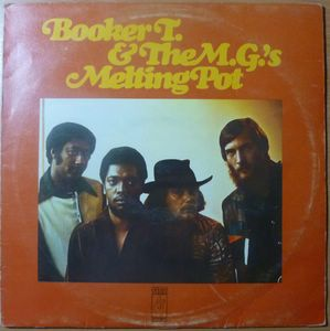 BOOKER T. & THE MG'S - Melting pot - LP