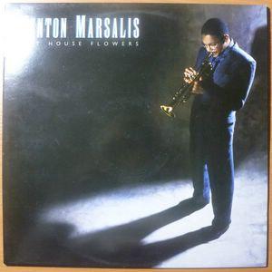 WYNTON MARSALLS - Hot house flowers - LP