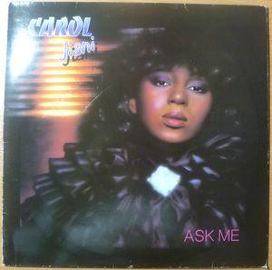 CAROL JIANI - Ask me - LP