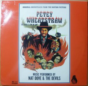 NAT DOVE & THE DEVILS - Petey Wheatstraw - LP